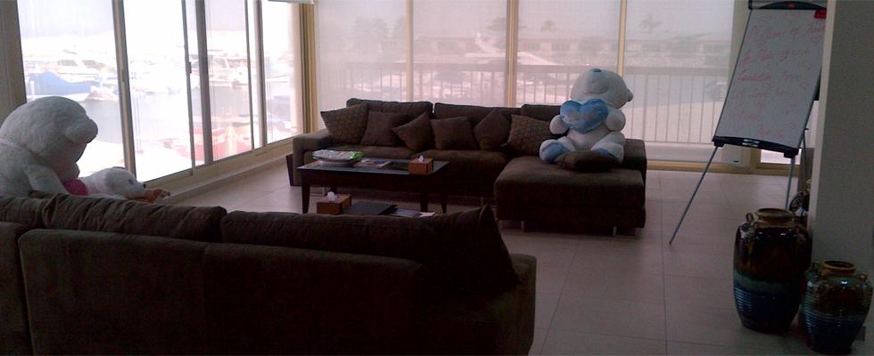 Regional Office of TIF in Abu Dhabi